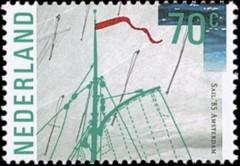 NVPH 1337 - Sail '85 Amsterdam