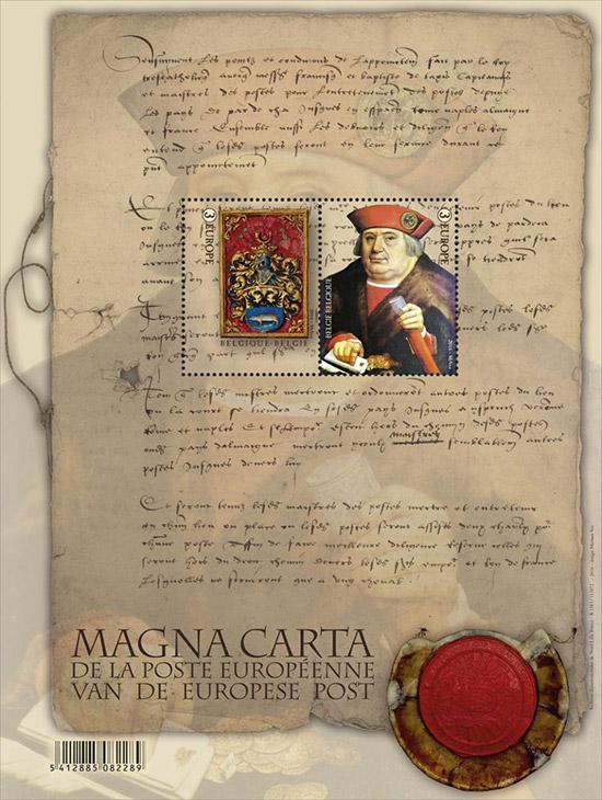 De Magna Carta van de EuropesePost