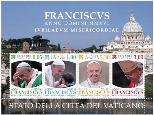 Paus Fransiscus blok