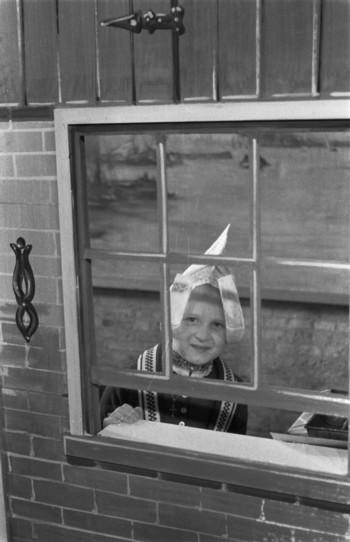 Kinderzegelkinderen 1960 - Jannetje Kwakman
