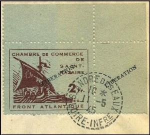 2 Franc liberation detail