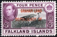 Graham Land 1944 Mi 5