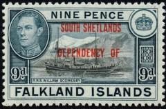 South Shetland 1944 Mi 7