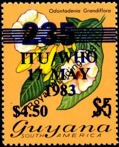 Guyana Mi 948A