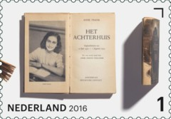 Jaar van het Boek postzegel 3