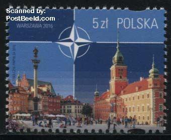 Postzegel Polen 2016