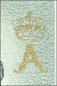 belgie-1237-monogram-detail