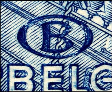belgie-d45-letter-b