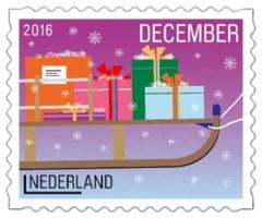 Decemberzegel 2016