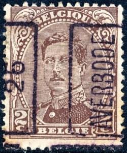 belgie-136-averbode-a-1925
