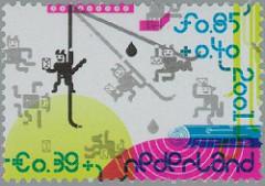 NVPH 2013f - Kinderzegels 2001