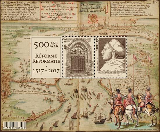 500 jaar Reformatie Luther verandert de geschiedenis