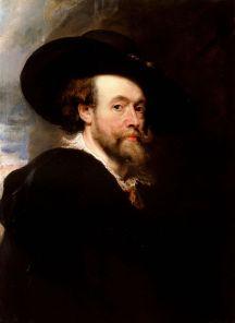 Rubens Zelfportet 1623