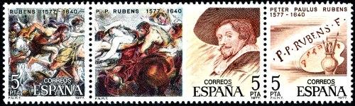 Spanje 1977 Rubens