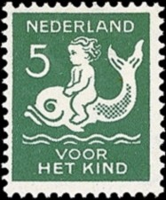 NVPH 226 - Kinderzegel 1929