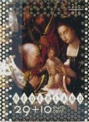 NVPH 2389 - Goede Doelen Decemberzegel 2005