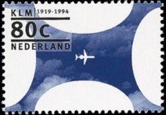 NVPH 1605 - KLM