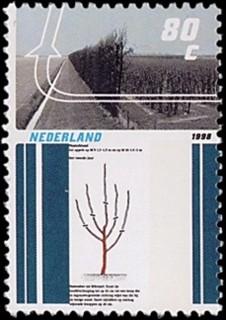 NVPH 1751 - Vier Jaargetijden 1998