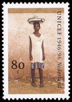NVPH 1691 - 50 jaar UNICEF