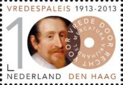 NVPH 3099 - 100 jaar Vredespaleis