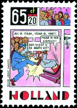 KLM-stakingspostzegel [3] - Joost Veerkamp