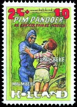 Pim Pandoer de lokker van de Imbosch - Joost Veerkamp