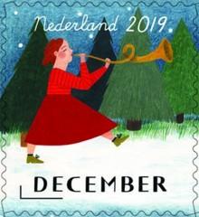 Decemberzegels 2019 [zegel 1]