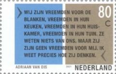 NVPH 1961 - Tussen twee culturen