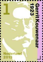 NVPH 3063 - Gerrit Kouwenaar