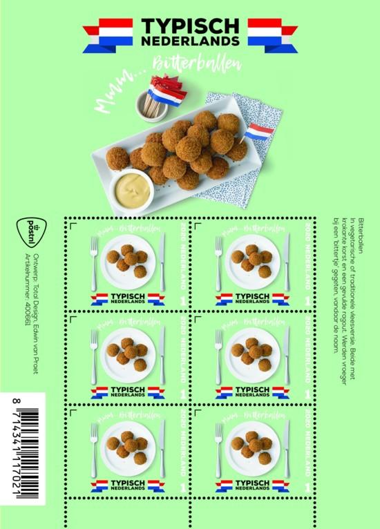 Typisch Nederlands - bitterballen