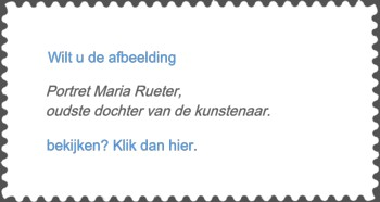 Portret Maria Rueter