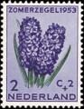 NVPH 602 - Zomerzegel 1953