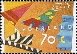 NVPH 1547 - Wenszegel 1993