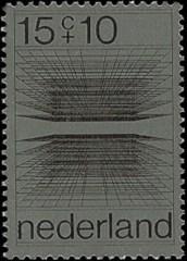 NVPH 966 - Zomerzegel 1970 - Oxenaar