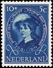 NVPH 669 - Kinderzegel 1955