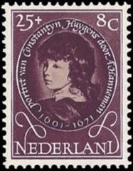 NVPH 670 - Kinderzegel 1955