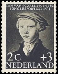 NVPH 683 - Kinderzegel 1956