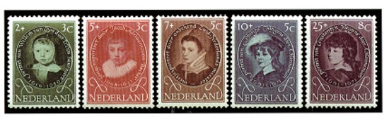 Kinderzegels 1955