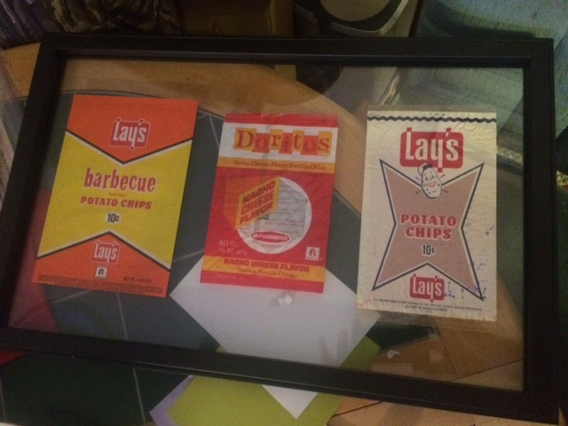 A Lay's memorabilia fan's treasure trove of collectibles