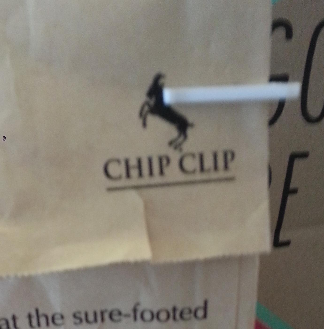 how to close a chip bag no clip