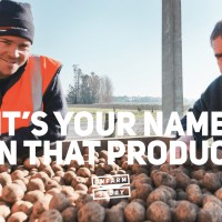 On Farm Story from New Zealand: Spud family name's on the packet