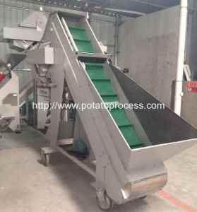 Automatic Potato Weighting Bag Packing Machine