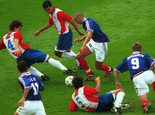 Image result for paraguay 1998