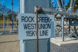 Rock Creek Substation in Hillsboro, OR