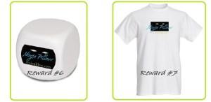 NJ T Shirt reward