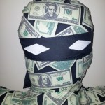 Ninja Pillow Money