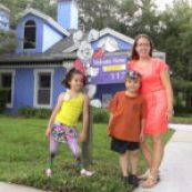 Jaime and kids Felix A. Montelara Family Potencial Millonario blog y podcast Somos podcaster soy