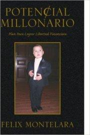 book amazon cover spanish potencial millonario FElix A. Montelara Blog Podcast Sale
