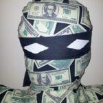 Ninja Pillow Money for sale www.ninjapillow.com