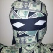 Ninja Pillow Money for sale www.ninjapillow.com